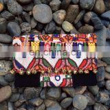 Authentic Supplier and Manufacturer of Vintage Banjara Clutch Bags from India