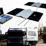60t Portable Axle Weighing Scale