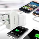 PowerFalcon 25W Smart 4 port USB-A Foldable charger