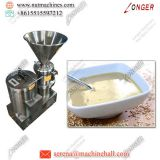 100 kg/h Sesame Paste Grinding Machine|Tahini Making Production Machine Small Scale