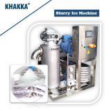 Slurry ice machine for seafood