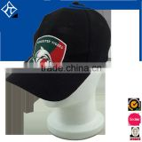 Custom black baseball cap plastic cover,baseball cap material design