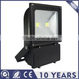 5mm thick heat resistant tempered glass Higher resolution 100w led flood light with no noise