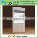 fashion design wholesale wooden counter showcase for optical shop display