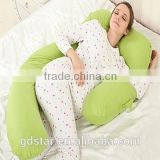 Comfortable Custom Pregnancy Long Sleeping Baby Pillow