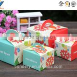 2016 China Hotsale paper gift box wedding cake boxes Wedding Party Use                                                                         Quality Choice