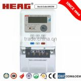 DDSY39 Single phase prepayment energy meter(STS)