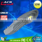 50w CUL UL list led street light head led street light housing, solar power led street light