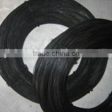 high quality black iron wire in coil from china manufacturer / black binding wire