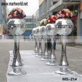2016 Decorative wedding pillars for sale ,resin plastic wedding pillars columns weddings decorations(S-214)