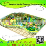 Free Sample Commercial China Children Building Playground Equipment 147-24O