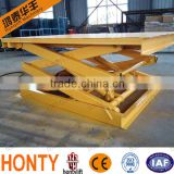 CE-approved good quality scissor lift design manufacturer price