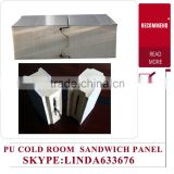 Best price pu wall panel Aluminum Composite Panels high density polyurethane foam panels