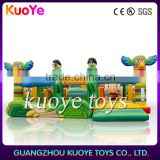 inflatable jumping amusement park,bouncing funcity inflatable,juegos inflables amusement park