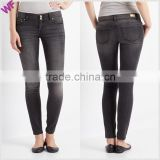 China Apparel wholesale clothing manufacturer Women Jean Pants                                                                         Quality Choice