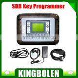 High Quality Silca SBB Key Programmer Free Software Update 2014 V33.02 With 9 Languages sbb car key programming machine
