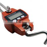 Chinese Manufacturer High Quality Mini Portable Crane Scale 300kg 0.1kg LCD Digital Electronic Hook Hanging Scale