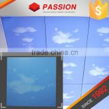 universal fire rated marine blue sky aluminum ceiling panel                                                                         Quality Choice