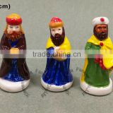 festival souvenirs mini ceramic figurine in special design wholesale                                                                         Quality Choice