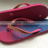 China Cheap wholesale Women Soft Rubber Flip Flop Ladies outdoor Slippers