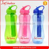 550ML 650ML 800ML 1000ML Custom Tritan Water Bottle with Ice Freezer Stick                                                                         Quality Choice