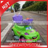 5512 New Arrival 3 in 1 Function Plastic Baby Ride on Car Baby Stroller