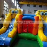 2016 new style good quality Inflatable custom bouncing castle                                                                         Quality Choice
