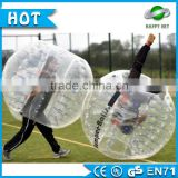 Good sale!!!inflatable orb,bubble ball for football,bubble suit