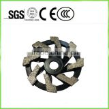 100mm JIANGDA diamond grinding wheel for carbide