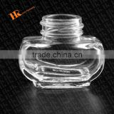 High Quality Emtpy Glass Bottle Ink Bottle Clear Glass                                                                         Quality Choice