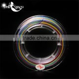 Chinese fishing tackle high breaking strain asso fishing line 300M with free sample
