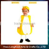 New arrival hot sale kids stage performance duck mascot costume realistic animal costume