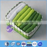 wholesale yarn-dyed waffle weave cotton cheap wholesale gift towel set