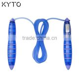 KYTO factory outlet digital fitness counter timer jump rope