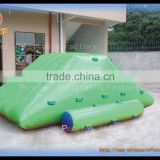 nflatable Water Iceberg, inflatable Water Climbing, inflatable floating water game for aqua water park