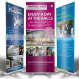 roll up banner Outdoor banner stand roll up banner,aluminum display stand 80*200