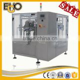Functional effective rotary premade 4side seal bag counting stainless full automatic dry food Carousel type Packing Machines