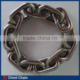 Trolley Locks Coin Lock with Chain on sale, stainless steel chain