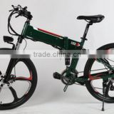wholesale 24 inch electric bicycle 36V 8AH Lithium Battery folding ebike                                                                         Quality Choice