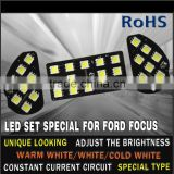 2014 New speical Car LED dome light for Ford Focus