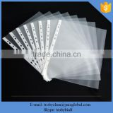 factory wholesale plastic a4 clear sheet protectors,PP inner page                                                                         Quality Choice