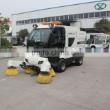 good quality sweeping truck, multi-function cleaning vehicle
