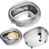 kitchenware convenient tools dishwasher washing stainless japan tub bucket drinking utensils cooler made in Japan