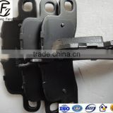 ZF non-asbestos Top quality brake block D1390 High performance Auto Parts Factory Front Disc Brake Pad