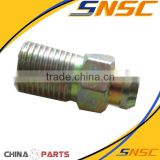 High quality wheel loader spare parts W041400681 air bleed valve
