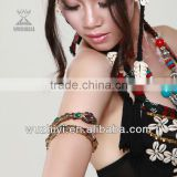 New India Tribal Snakelike Sexy Belly Dance Bracelet,Belly Dance Costumes Accessories (T099)