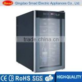 12 Thermoelectric Wine Cooler with Latest Digital Design CE/ETL/GS/RoHS Approval