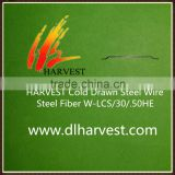 Steel Fiber W-LCS/30/.50HE for Reinforcement Concrete of Tunnel, Bridge, Factory Floor,...