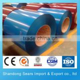 supply high quality pre-painted galvanized steel coil/color coated galvanized steel coil
