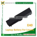 "gb/t18287-2000 battery for lenovo laptop battery for ThinkPad E40 E50 Edge 14"" 05787UJ Edge 15"" T410"